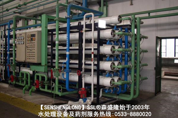 50T反渗透水处理设备