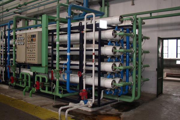反渗透水处理设备稳定运行的技术要求